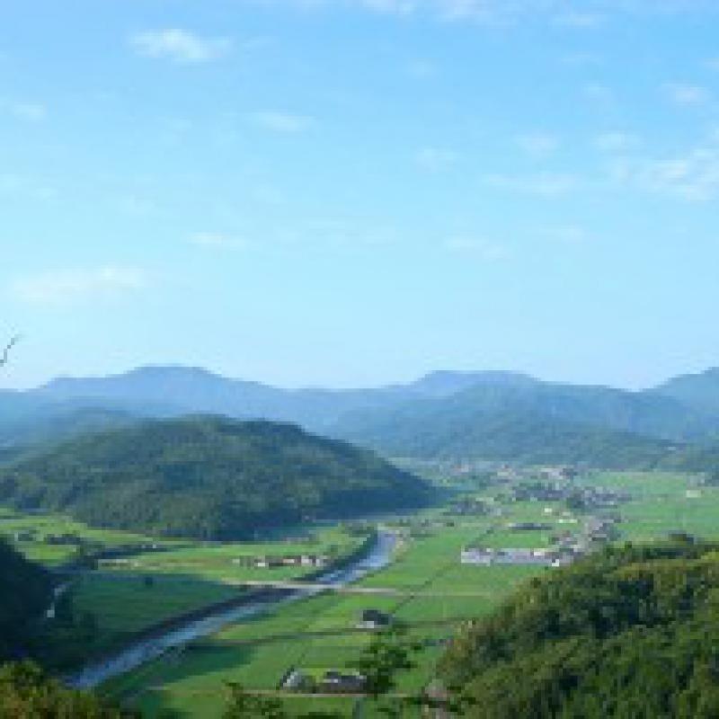 農村民泊で地域活性化~安心院 (大分県宇佐市)