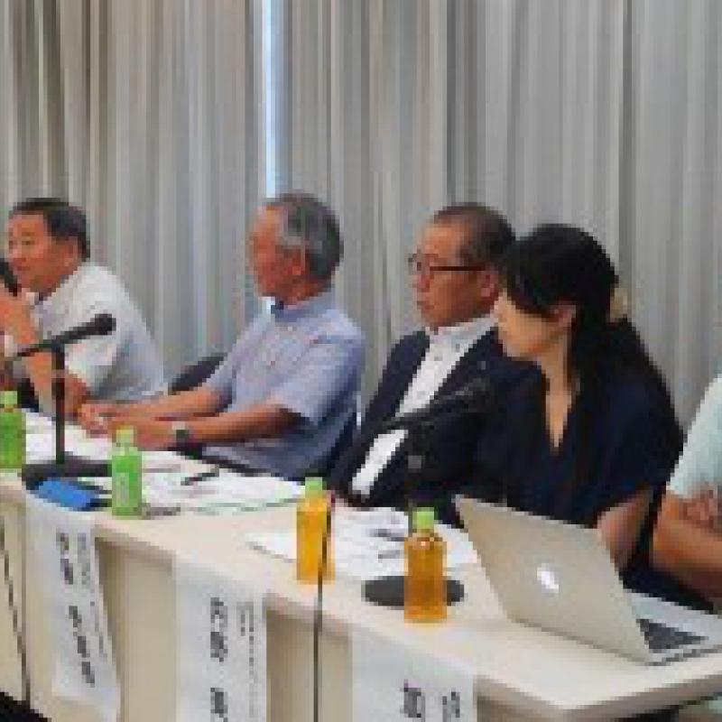 食農体験東京会場セミナーのお知らせ(満席)