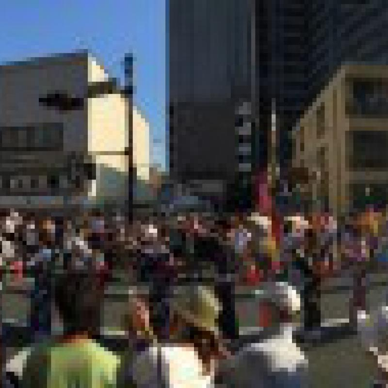 盆踊り参加最多人数でギネス世界記録更新/東京都八王子市