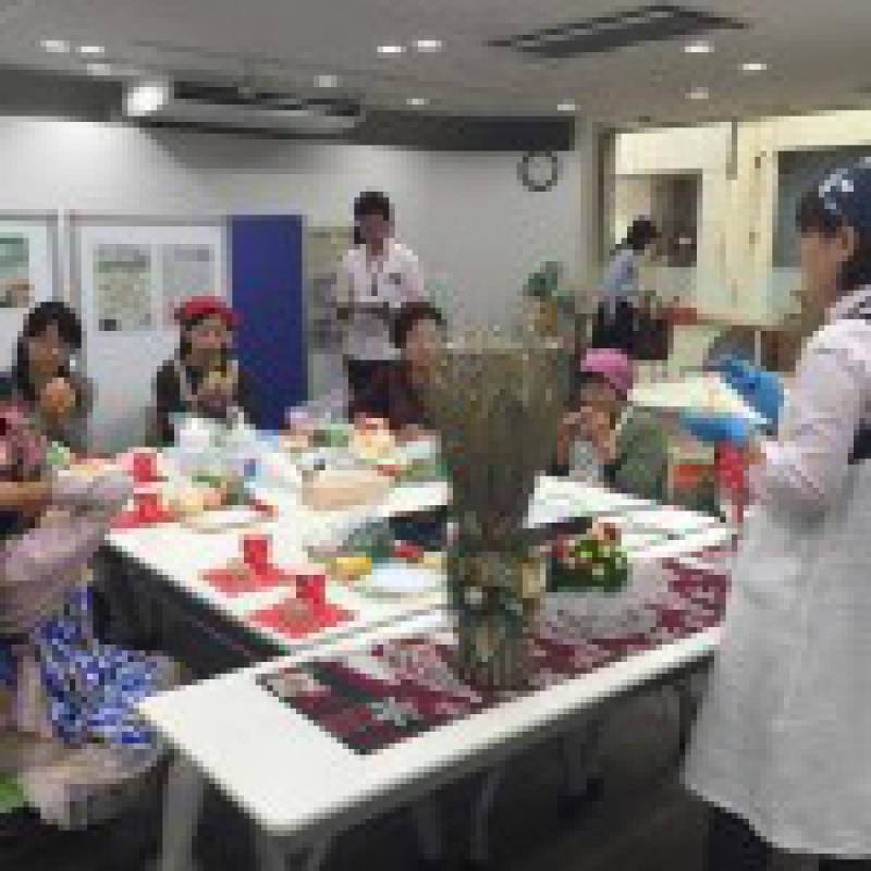 食農体験シニアソムリエ|山口県宇部市