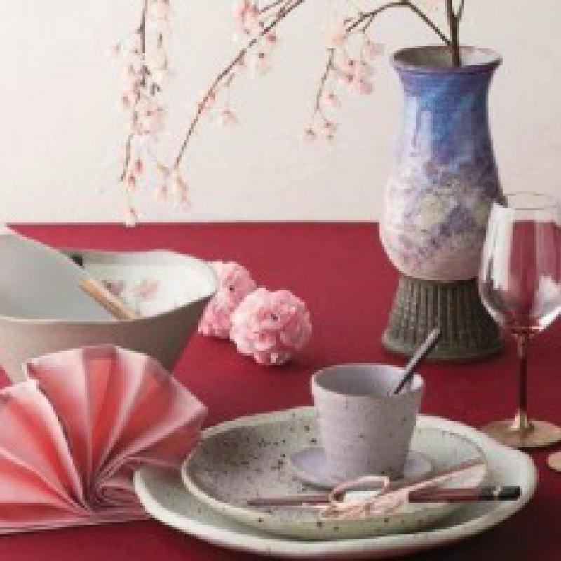 新春Japan Festa ~新春を祝うテーブルウェア展 (1/4~10 新宿高島屋)