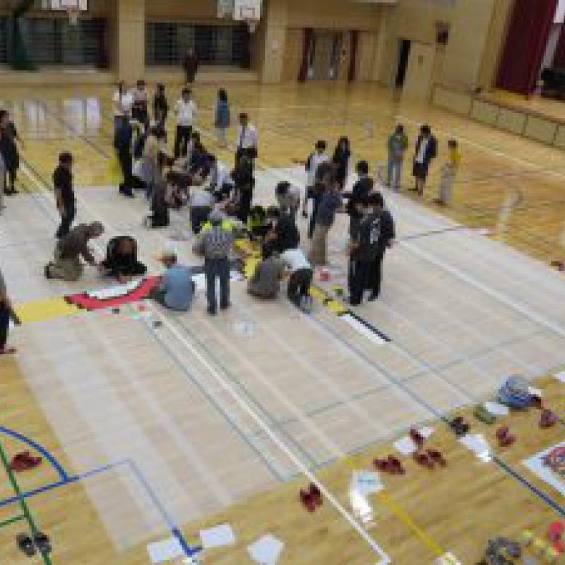 ギネス世界記録で地域の一体感を|福岡県大牟田市