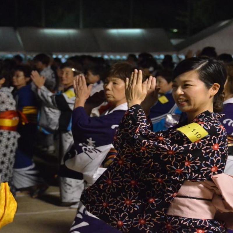 8月18日、富士通スタジアム川崎で夏祭り開催 盆踊りで世界記録にも挑戦