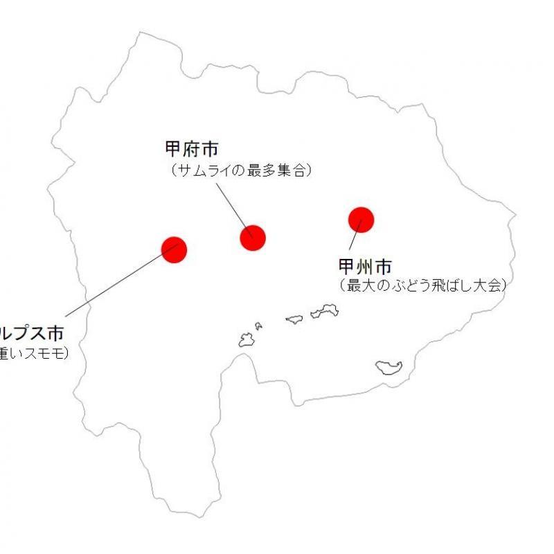 連載・ご当地世界一 〜第19回・山梨県〜